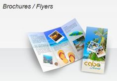 Brochures are a classic marketing weapon for a reason. They are an efficient way of getting valuable marketing messages in both images and text directly into the hands of potential customers. http://www.blackpineprinting.com/products/brochures