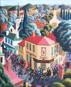 'Incident at Evandale'' ~ George Callaghan