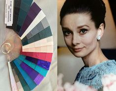 Caygill Soft Winter, Audrey Hepburn