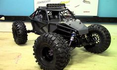 "One ""Bad"" Build – RCOverload's Axial Yeti Upgrade Series [Videos]"