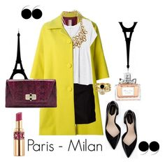 """Paris-Milan"" by parisian-girl on Polyvore"