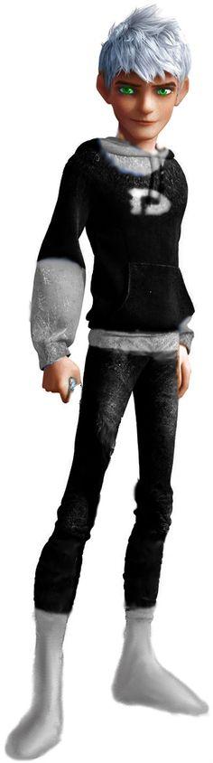 Danny CGI - Parody on Jack Frost by USMC-Raven.deviantart.com on @deviantART