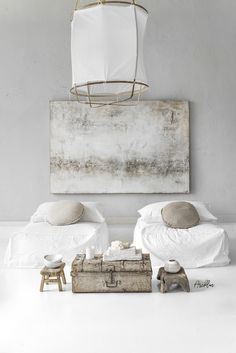 Asian Home Decor Easy to striking ideas Wonderful strategies to form a creativel. - Asian Home Decor Easy to striking ideas Wonderful strategies to form a creatively satisfying japane - Wabi Sabi, Asian Bedroom Decor, Asian Home Decor, Art Blanc, Oriental Decor, Japanese Home Decor, Inspired Homes, Home Decor Inspiration, Decor Ideas