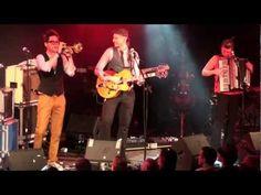 ▶ Manouche - Sing It Back (Cvetličarna, 23. 11. 2012) - YouTube