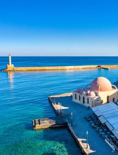 Greece Sea, Crete Holiday, Greek Island Hopping, Relax, Old Port, Next Holiday, Romantic Vacations, Enjoying The Sun, Ultimate Travel