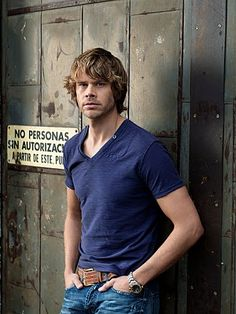 I don't often watch NCIS: LA, but when I do, it is because of Eric Christian Olsen