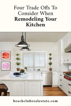 It would be great to have an unlimited budget for a kitchen renovation. But the fact is most of us do not. And that's OK. Compromises of one form or another are part of the process, even for the rare homeowner who enjoys a bottomless budget and expansive square footage.  But how, exactly, do you decide between two compelling options with different pros and cons? The most critical tool to have on hand to help you make tough choices is a clear picture of your remodel goals.