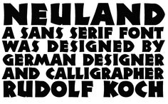 neuland calligraphy - - Yahoo Image Search Results