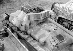 One of the 70 Sd.Kfz. 140/1 Aufklärungspanzer 38 (t) (2 cm) assembled between Feb. and March '44.