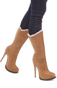 Fleece Lined Boots ♥