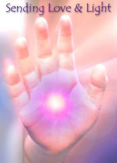 Sending Love & Light #love #light - http://ift.tt/1oNRVdq