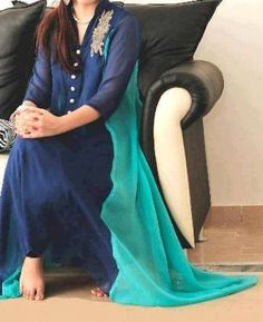 All the Stylish Long frock designs For Partiess and A line designs are variation of salwar kameez. Designer salwar have been modified.