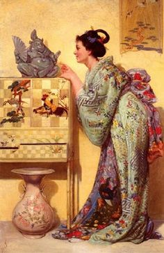 19C American Women: Off to Japan - The Japonisme Effect on American Artists