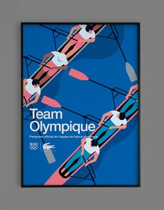 Lacoste Team Olympique Rowers – Mike Lemanski