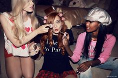 The Kid's In America, SS 13Wildfox - Wildfox inspiration for artists - Inspiration for artists from Wildfox Couture