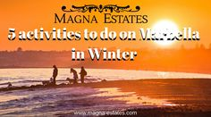 5 activities to do on Marbella in Winter
