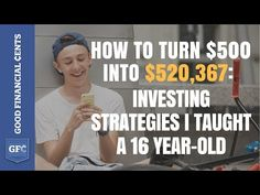 We've all had those fantasies of getting into a DeLorean and going back in time. We think about allthe little changes that we'd make in our lives. If you're like me and have investing on