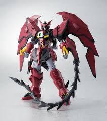 Que saudades que eu tenho do Gundam Wings, sempre tive vontade de ter um boneco como esse!