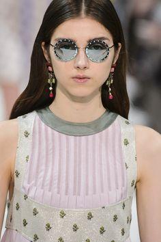 36aef3ee2a7b7 Valentino new sunglasses campaign 2018 Cat Eye Sunglasses, Round Sunglasses,  Fashion News, Fashion