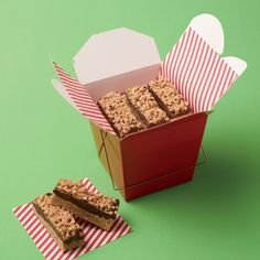 Peanut Butter Toffee Bars - bjl