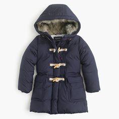 J.Crew+-+Girls'+toggle+puffer+coat