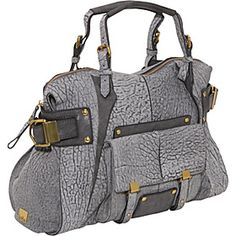 Kooba Barkley Belted Satchel - you know, for my ski vacays in Aspen..