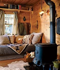 Deer Cabin Reverie : Architectural Digest