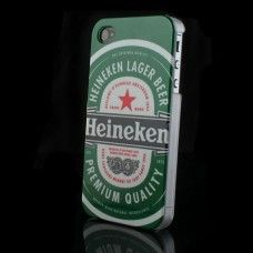 New Heineken Beer Hard Back Case Skin Cover for iPhone 4 4G 4S