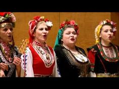Music - So absolutely beautiful and unique.  Pilence pee - The Great Voices of Bulgaria, Conductor Ilia Mihaylov