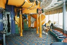 If this is really part of the adventure ocean on Enchantment of the seas I think the kids will be in heaven.