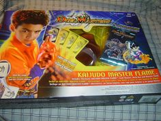 Duel Masters Kaijudo Master Flame electronic card by LONLAR803, $27.00
