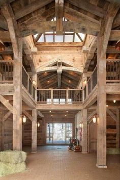 Barndominium The Denali Barn with Apartment 24 - Barn Pros | My ...