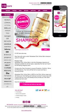 Now free with every order! Mail Marketing, Revlon, Loreal, Hair Loss, Shampoo, Hair Care, Perfume, Gifts, Free