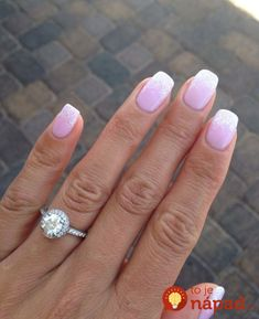 French Nail Art designs are minimal yet stylish Nail designs for short as well as long Nails. Here are the best french manicure ideas, which are gorgeous. French Tip Nail Designs, French Nail Art, French Tip Nails, Nail Art Designs, French Manicure With Design, Ombre French Nails, Nails Design, French Toes, Shellac Designs