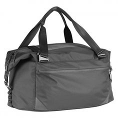 Jet Cabin 30L Carry On Luggage Duffle Bag - Black