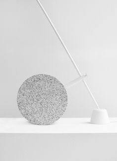 Aerial floor lamp - Bjørn van den Berg and Falke Svatun