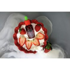 THE KNIGHT- Join the nobel strawberry and cream cavalry. It will surely gain your loyalty due to its sinful decadence. You in? TAG YOUR LOCAL VAPE SHOP! Want more? @strawberryqueenvapor by vapeporn