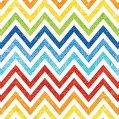 Chevron-Rainbow