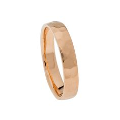 bague or rouge homme