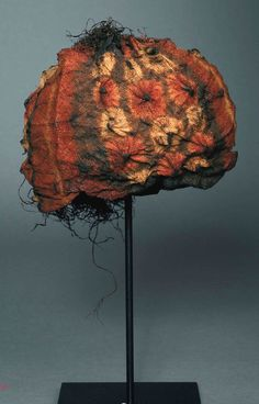 Dida headdress , rare form, late 19th/early 20th c (inventory for sale info@singkiang.com)