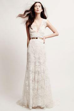 Hochzeitskleider für die Traumhochzeit - die schönsten Looks - Kaviar Gauche wedding gown