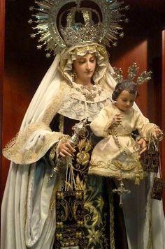 Catolicidad: ORACIÓN A LA VIRGEN DEL CARMEN PARA LOS MOMENTOS D...
