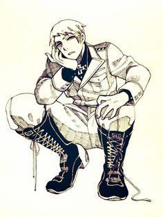 APH Prussia Hetalia