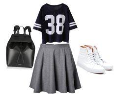 """Look mezcla de sport y casual """"sport chic"""""""