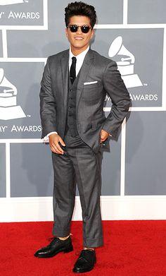 Bruno Mars '12 Grammys