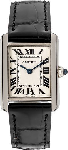 Brand New! W1541056 Cartier Tank Louis Solid Gold Womens Watch - Lowest Cartier Prices Online! Buy Now, Authenticity Guaranteed and FREE Shipping at AuthenticWatches.com