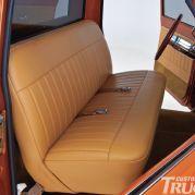 1969 Chevrolet C10 Seats
