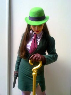 #Cosplay: #Riddler #Rule63