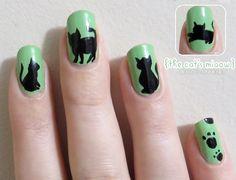 Manicure Monday: The Cat's Miaow