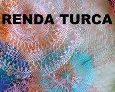 Breve vídeo contendo algumas amostras de Renda Turca. Outros vídeos com o passo a passo para confeccionar Renda Turca disponíveis neste canal. Needle Lace, Needle And Thread, Types Of Lace, Crochet Borders, Filets, Irish Lace, Lace Making, String Art, Needlework